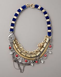 Juicy Couture - Layered Velvet Torsade Necklace