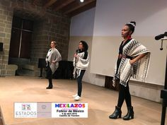 Muestra artesanía mexicana y competencias textileras