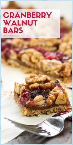 News Cranberry Walnut Bars Tailgate Desserts #News #Cranberry #Walnut #Bars #Tailgate #Desserts Tailgate Desserts, Tailgating Recipes, Tailgate Food, Make Ahead Desserts, Holiday Desserts, Easy Desserts, Holiday Baking, Easy Appetizer Recipes, Best Dessert Recipes