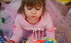 Birthday Cake - Number Birthday Cake - Birthday Party