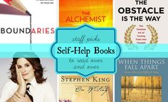 Our Favorite Self-Help Books Self-help books and supporting materials are a multi-billion dollar industry. Our staffers pick their favorites and how it changed their lives.