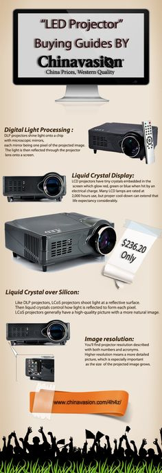 Visit http://www.chinavasion.com/china/wholesale/Home_Audio_Video/Projectors_Home_Theater/  to get the big screen come home with the all new LED Projector.