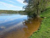 Uljaste järv