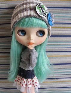 Blythe Doll   I think I might try it?