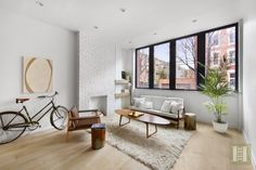 Introducing 136 North 8th Street, a boutique collection of four unique residences in the epicenter of Williamsburg, Brooklyn. Luxury and location combine, providing a rare opportunity to purchase a brand new home in the heart of one of the most exciting and dynamic neighborhoods in the country.  Residence 1 is a 2 bedroom / 2 bathroom 1,890SF duplex with a full height windowed recreation space downstairs.