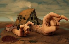 Sergey Kolesov digital art