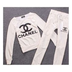 I really want these Chanel pajamas