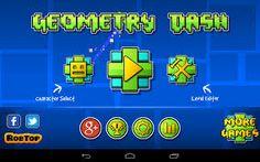 Geometry Dash 1.51 - Tìm với Google