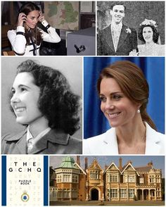 The incredible wartime work done by Duchess Kate's grandmother Valerie Glassborow and her twin sister Mary, as well as many others like them, is finally getting the recognition that it deserves after seventy years. The UK's national intelligence and security agency GCHQ is releasing its first puzzle collection, which includes a foreword written by the Duchess of Cambridge herself!  The Duchess wrote that she is 'immensely proud' of her grandmother who worked as part of a team of code…