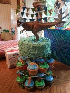 TRex sheet cake The Great Cakery Pinterest Cake