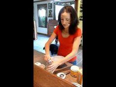 How to Make Raw Coconut Yogurt - Kibby's Blended Life