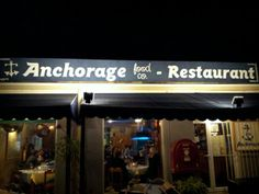The anchorage is a traditional seafood restaurant situated in the heart of Knysna Places To Eat, Great Places, Knysna, Seafood Restaurant, Alaska, Wine, Traditional, Heart, Hearts