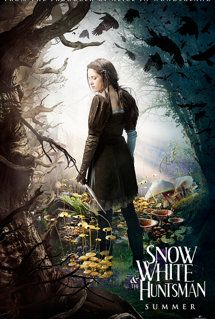 Two Snow White movies are coming out and this is the one I want to see. So excited to watch ~