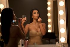 Kim Kardashian offers some suggestions on how mobile users can make use of leftover data in this spot for T-Mobile