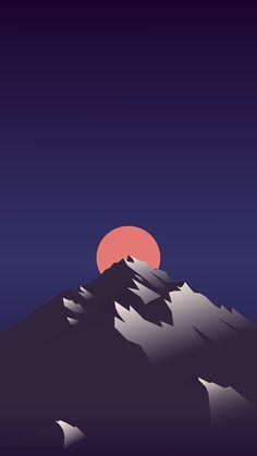 A montanha e o horizonte