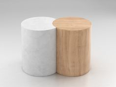 Atelier Areti Circles side tables