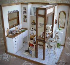 Cafe room box