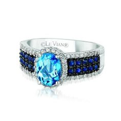 Gorgeous ring by LeVian, very unique!