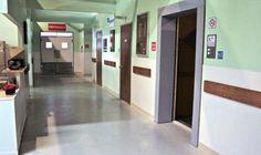 Hospital Hallway #2