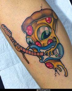 tatuagem new school braço:colorida preta desenho braço no pescoço pequena perna na mao flores tradicional costas #tattoo Tatuagem New School, Skull, Tattoos, Ideas, Stylish Tattoo, Colorful, Tattoo Ideas, Recife, Dibujo