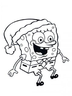 Free Sponge Bob And Friends Coloring Pages