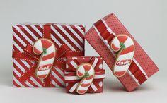 Pretty Presents - just add an Eleni's cookie
