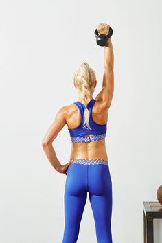 Do This 4-Move Beginner Kettlebell Workout to Build Strength (and Feel Like a Badass)