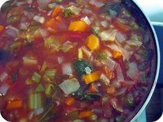 Ta wspaniała zupa może pomóc Ci stracić 5- 7 kilogramów w zaledwie jeden tydzień!