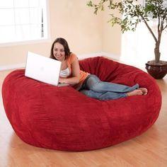 """De nuestros modelos más vendidos """"TOOT"""". Perfecto y cómodo para cualquier espacio. Oversized Bean Bag Chairs, Big Bean Bag Chairs, Big Bean Bags, Giant Bean Bags, Modern Kids Chairs, Modern Sofa, Bean Bag Furniture, Cool Furniture, Furniture Ideas"""