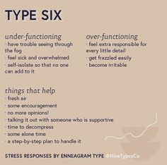 Likes, 245 Comments - Enneagram Type 6 Enneagram, Infj Type, Thing 1, Myers Briggs Personality Types, Mbti, How To Be Outgoing, Words Quotes, No Response, Psychology