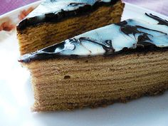 Baumkuchen - German cake recipe