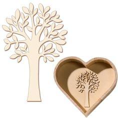 Compra nuestros productos a precios mini Soporte para decorar de madera claro Árbol con hojas 10 cm - Set de 3 - Entrega rápida, gratuita a partir de 89 € !