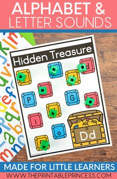 If you're looking for some fun and fresh ideas to help your students learn letters and letter sounds, check out this Letters and Letter Sounds ENDLESS Bundle.   These activities are engaging, hands-on, and effective for helping your little learners build the first step, their foundation, for reading success.