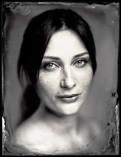 Michael Shindler creates one of a kind tintype photographs. current work - Michael Shindler
