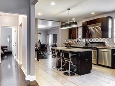 Chef's kitchen Mary Lynn Calgaro 312-550-3423