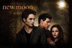 New moon.