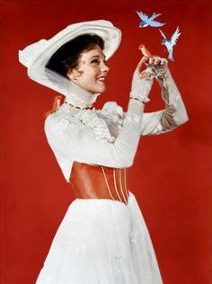 Mary Poppins - Julie Andrews Image