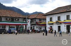 Dorf in der Nähe von #Bogotá