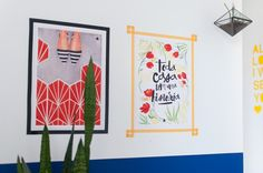03-decoracao-parede-poster-washi-tape