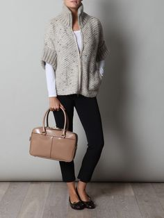 So comfy and simple and chic