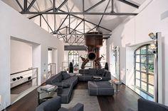 Un loft in Costa Azzurra | lartdevivre - arredamento online