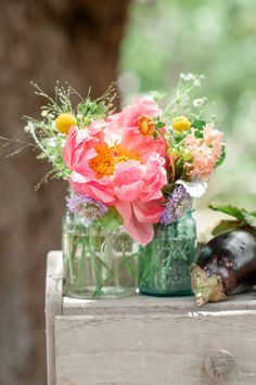 How To Use Mason Jar On Your Wedding Day