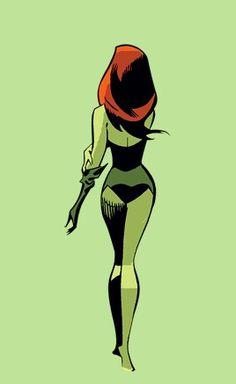 Batman: Harley and Ivy Vol. 2 Batman: Harley and Ivy Vol. Dc Poison Ivy, Poison Ivy Dc Comics, Poison Ivy Batman, Poison Ivy Cartoon, Poison Ivy Comic, Harley Quinn, Joker And Harley, Bruce Timm, Gotham City