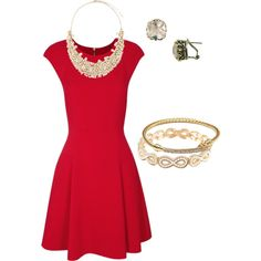 Valentine's Day outfit inspiration #LoveJewelBox