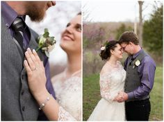 Spring wedding, lavender and purple Wedding Lavender, Spring Wedding, Bride Groom, Wedding Ideas, Weddings, Purple, Wedding Dresses, Natural, Fashion