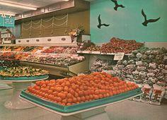 Foodland, Chesapeake Bay. MD 1972