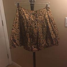 Brown skirt Brown skirt Skirts Mini