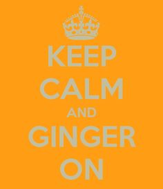 <3 gingers.