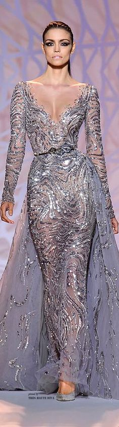 Zuhair Murad Haute Couture Fall/Winter 2014-15. V