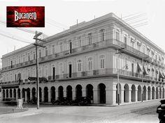 """CERVEZA BUCANERO TE DICE ¿Cuál fue el nombre que se le dio primero al Gran Hotel? En sus inicios se le llamó """"Casa de Huéspedes Roma"""" hasta 1925 cuando se transforma y cambia el nombre por el de """"Gran Hotel"""". El edificio que ocupó contaba, en la década de 1920, con tres pisos. www.cervezasdecuba.com"""
